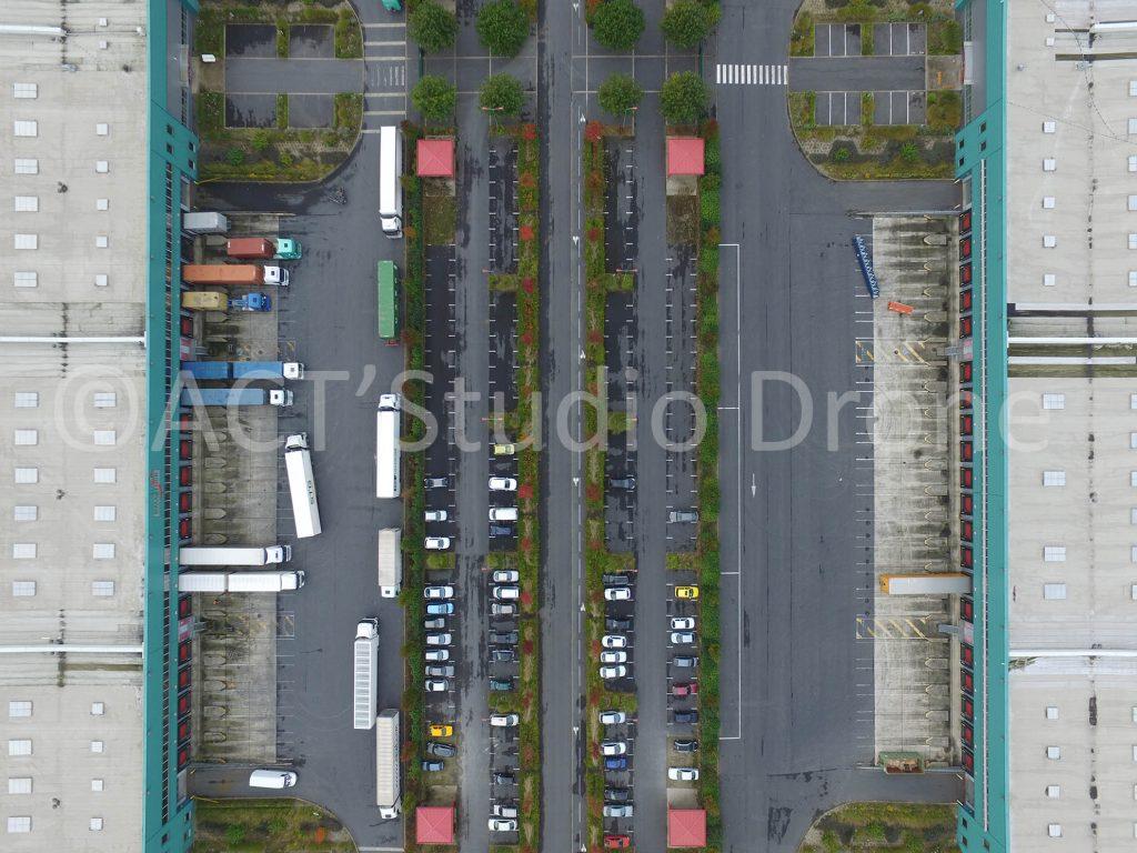 Photographie par drone Nord Lauwin-Planque ©ACT'Studio Drone