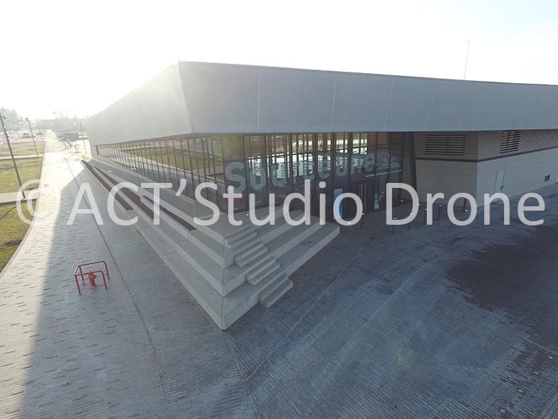 Images aériennes drone Nord. ©ACT'Studio Drone.