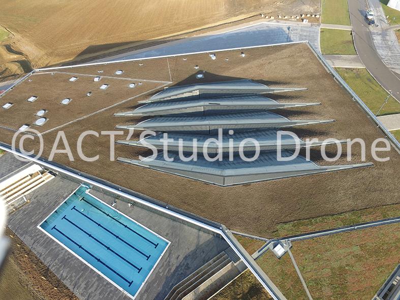 Images aériennes drone Nord. ©ACT'Studio Drone
