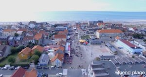 Destination Quend - vidéo Drone Picardie - Drone Hauts-de-France